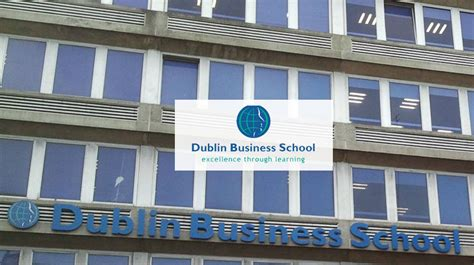 Of Dublin Mba by Dublin Business School