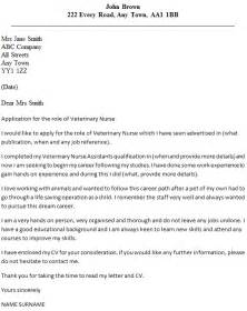 veterinary cover letter exle cover letters and
