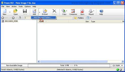 cara membuat file iso agar bisa booting ilmu komputer cara membuat file menjadi bootable