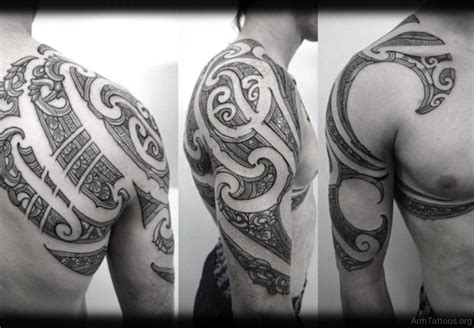 arm and shoulder tattoo designs 53 ravishing maori tattoos on arm