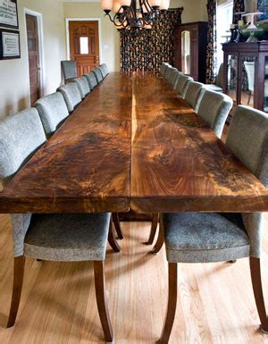 Pedestal Tables And Chairs Claro Walnut Dining Table