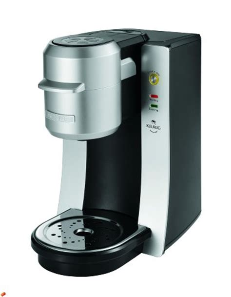 MR COFFEE SINGLE SERVE KEURIG COFFEE MAKER BVMC KG2SS   eBay