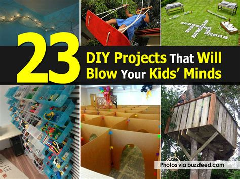 projects for 23 diy projects that will your minds