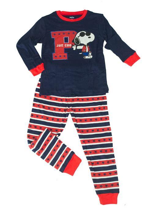 Setelan Baju Snoopy Piyama Snoopy cy pa0014 144109 pyjamas sleepwear baju tidur disney