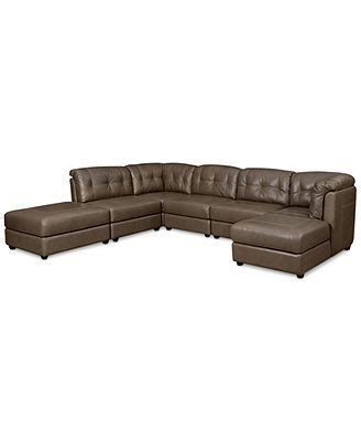 6 piece leather sectional sofa sectional sofa design wonderful leather sectional sofa