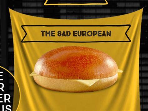 Mcdonalds Custom Burger Meme