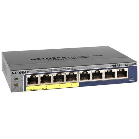 8 switch poe netgear gs108pe 8 4 poe switch ip phone warehouse