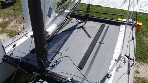 carbon joystick catamaran f18 infusion nacra sailing worlds best catamarans