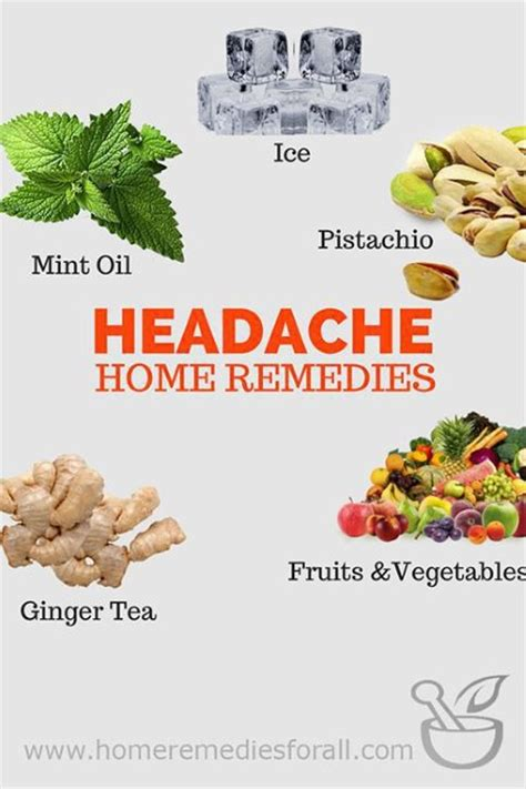 7 headache remedies for fast relief