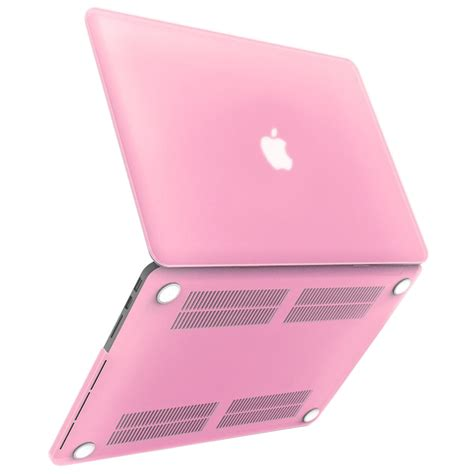 Hardcase Macbook Pro frosted apple macbook pro retina 13 inch pink