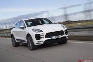 2015 Porsche Macan Turbo 2015 Porsche Macan S Vs S Diesel Vs Macan Turbo Review