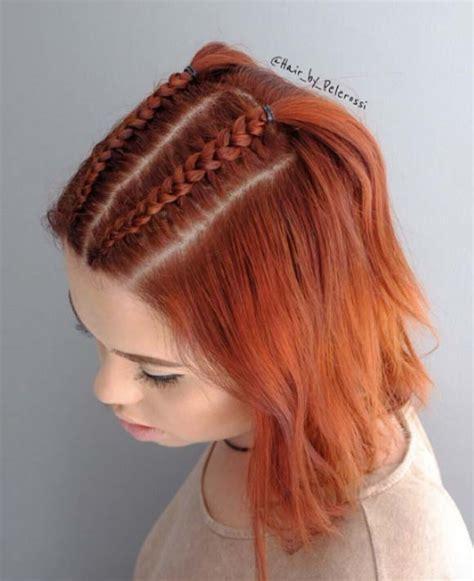 braided hairstyles pigtails 50 trendy ways to braid short hair pandora jewelry