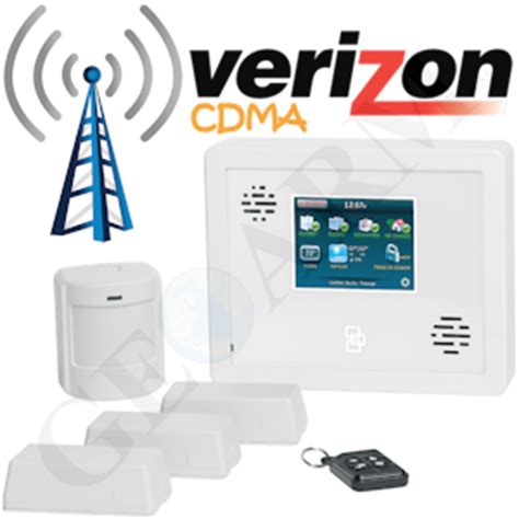 ge interlogix simon xti cellular cdma wireless security