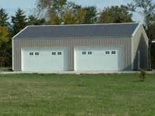 30 x 40 garage kit
