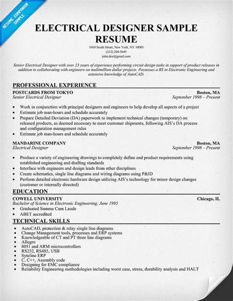 ready resume free excel templates