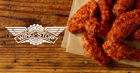 Wingstop   Wings Restaurant   Chicken Wings from the Wing