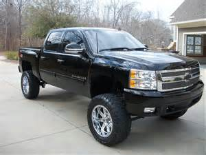 Wheels Silverado Truck 2008 Chevy Silverado 1500 Lifted For Sale Www