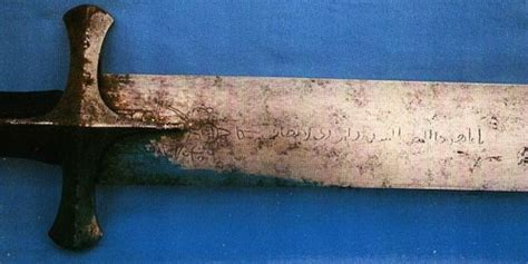 Pedang Arab Dzulfiqar Sayyidina Ali Sword Pedang Arabia sword warriors pahlawan pedang pahlawan pedang