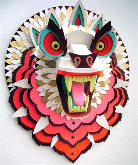 Paper Craft Artists - for the of paper and paperjam press digital
