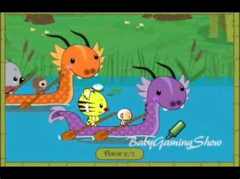 ni hao kai lan dragon boat race rintoo s dragon boat rowing race ni hao kai lan boat