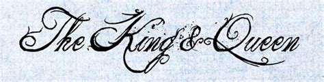 queen tattoo fonts i love script fonts here s why