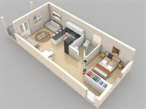 one room house designs creative one bedroom house plans that promote eco friendly environment