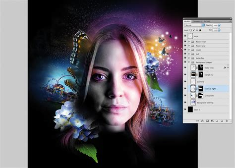 construct 2 effects tutorial how to create vivid photo effects in photoshop part 2
