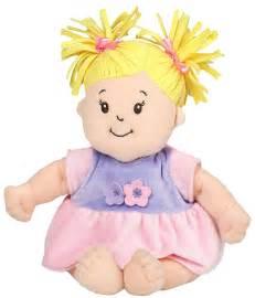 Manhattan toy baby stella doll blonde free shipping