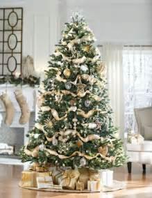 Christmas Decoration Ideas Home 60 idees sapin de noel tendance d 233 coration sapin de noel