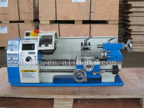 small bench lathe precision of variable speed lathe mini lathe bench lathe parallel lathe 180 with low