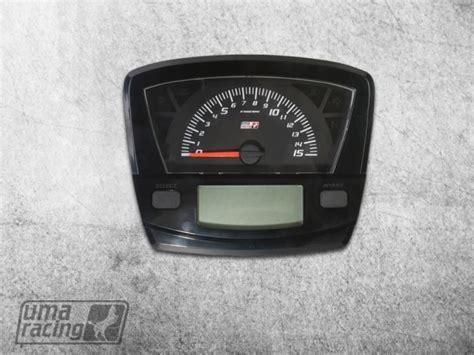 Meter Uma Racing Ex5 uma racing digital speedometer for honda ex5 estimated