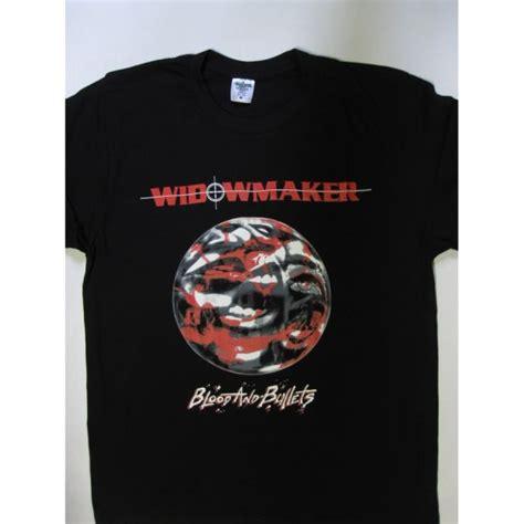 Widowmaker Blood And Bullets widowmaker blood and bullets t shirt