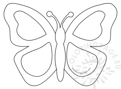 butterfly template create a mural 62 best butterflies