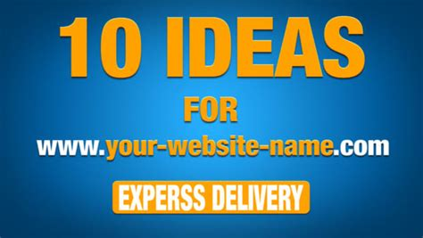 Give You Some Website Names Ideas Fiverr - give you 10 ideas for your new website name by theodorus