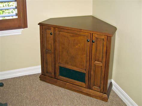 Tv Corner Cabinet by Corner Tv Cabinet C 130 Corner Tv Stand To Rest Below