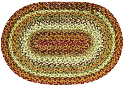 braided rugs country home decor more just in new cotton and jute braided rugs