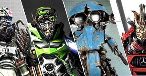 film robot terbaru 2016 this summer sejumlah gambar robot terbaru transformers