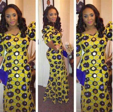 ankara long dress styles long ankara gown style newhairstylesformen2014 com