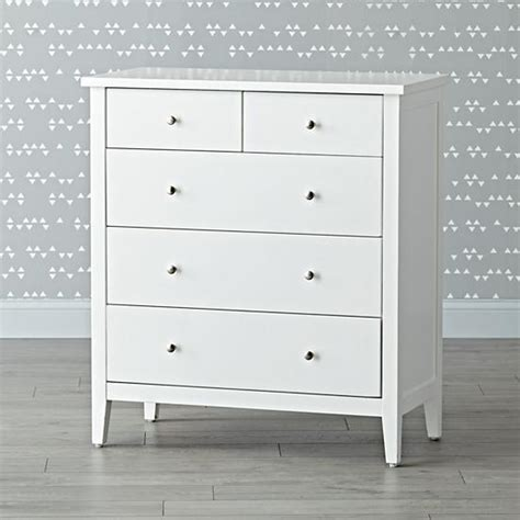 white 5 drawer dresser white 5 drawer dresser the land of nod
