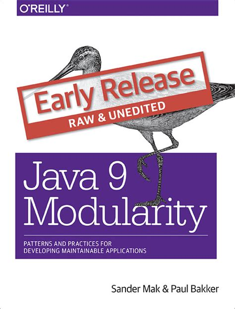 patterns in java mark grand pdf java 9 modularity o reilly early access release dzone java