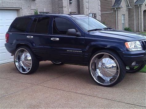 Pimped Jeep Grand Nissan Maxima Pimped Out Cars And Nissan On