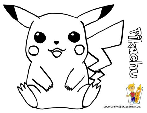 Coloring Pages Pokemon Pikachu | pikachu coloring pages pikachu coloring pages kids