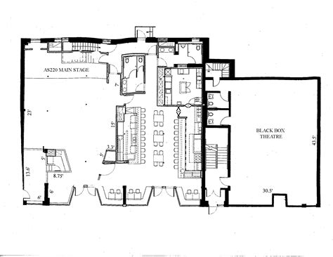 floor plan layout design live work the dreyfus