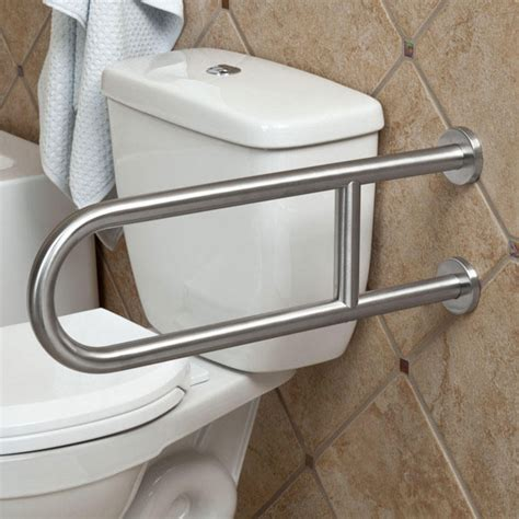 Bathroom Shower Grab Bars Pickens U Shape Grab Bar Grab Bars Bathroom Accessories Bathroom