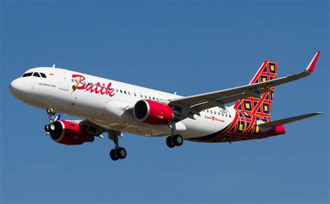 batik air worst airline a320 of batik air batik air 1 gallery airline empires