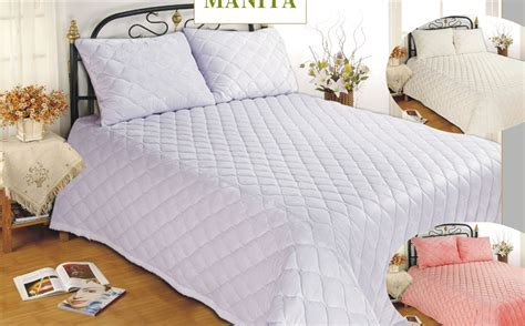 Patchwork Bedspreads Uk - superking quilted bedspreads from linen lace and patchwork