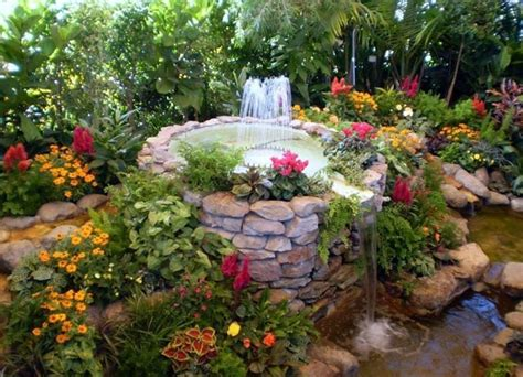 how to make a beautiful garden beautiful garden fountains home design garden