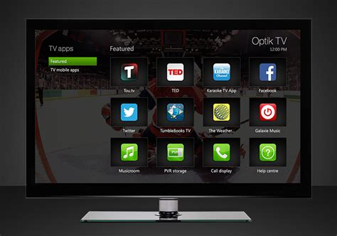 Optik Tv Mobil telus optik tv channels packages and plans telus