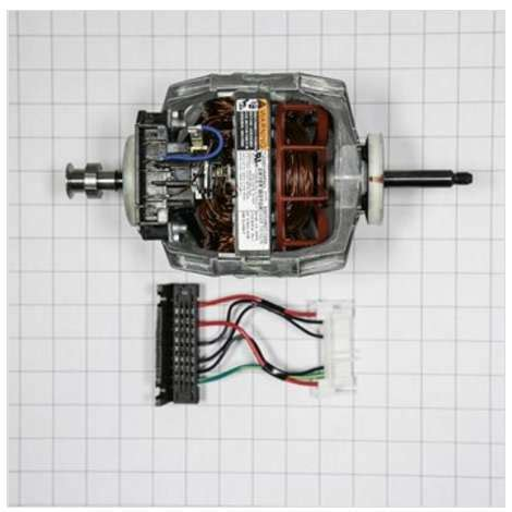 hotpoint nvlr223gh5wo rear drum bearing kit genuine oem