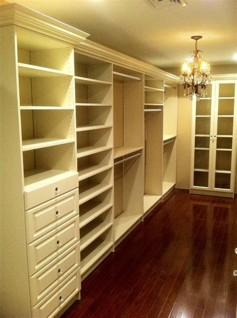 Master Bedroom Walk In Closet Designs Walk In Closet Traditional Closet Philadelphia By Systems Philly